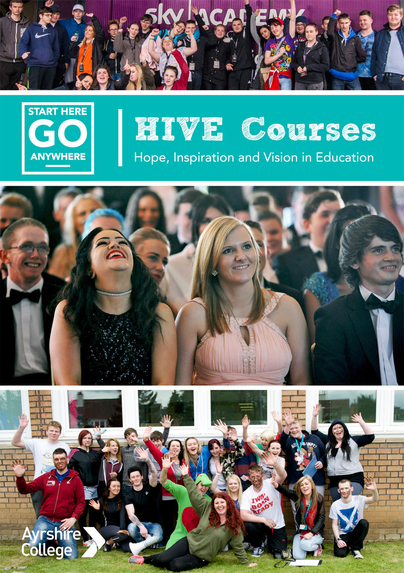 Ayrshire Colleges (Ayr Campus) – Courses