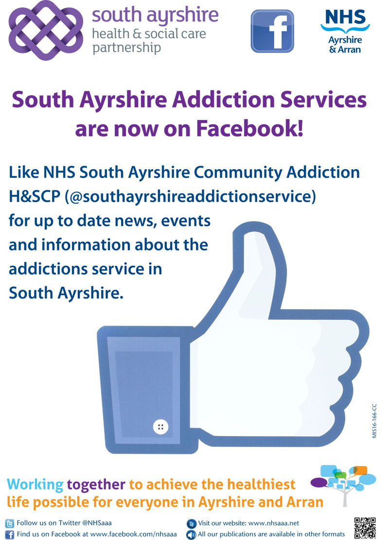 South Ayrshire Addiction Services
